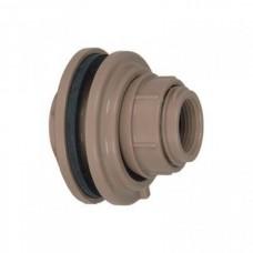 FLANGE 50 X 1.1/2 PVC BRAZIL